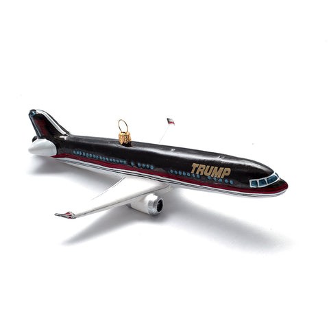 Trump Airplane