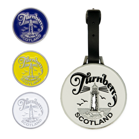 Turnberry Scotland Gift Set