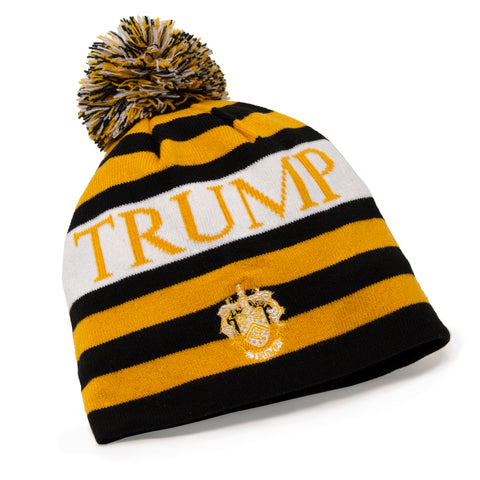 Trump Crest Winter Hat