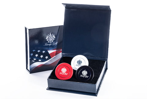 Stars & Stripes Ball Marker Set