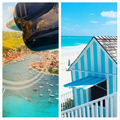 Travel Diary: St. Barths vs. Harbour Island