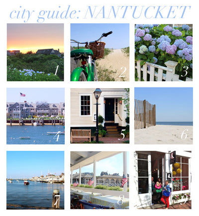 City Guide: Nantucket