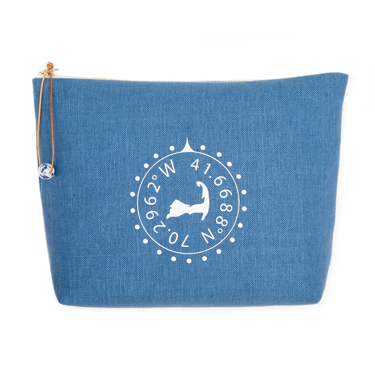 Cape Cod Travel Pouch