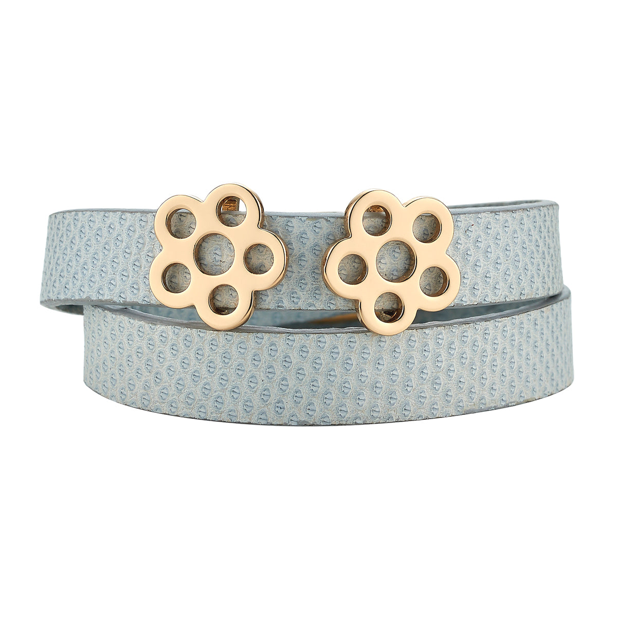 Clara Wrap Bracelet - Cloud