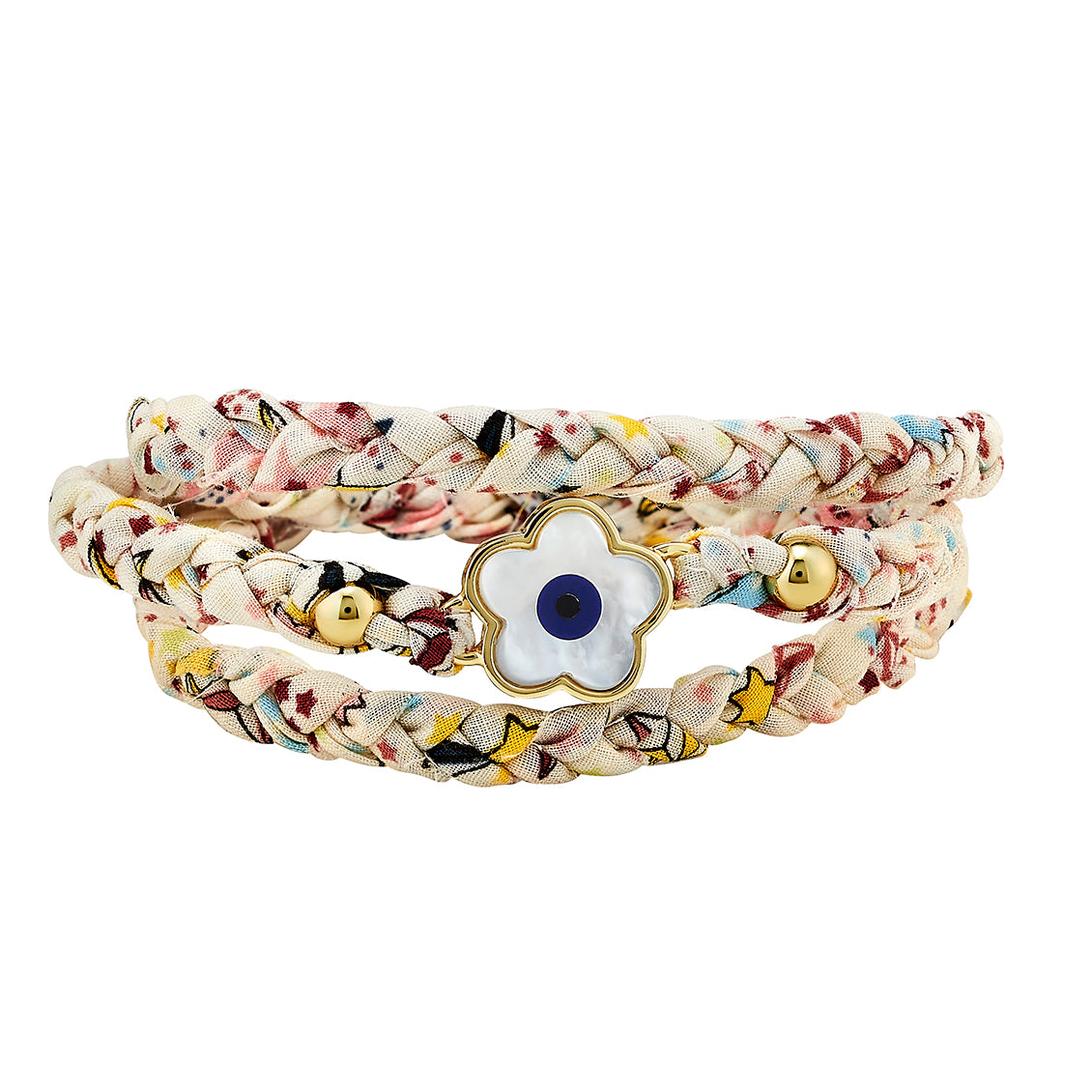 Evil Eye Star Liberty Wrap