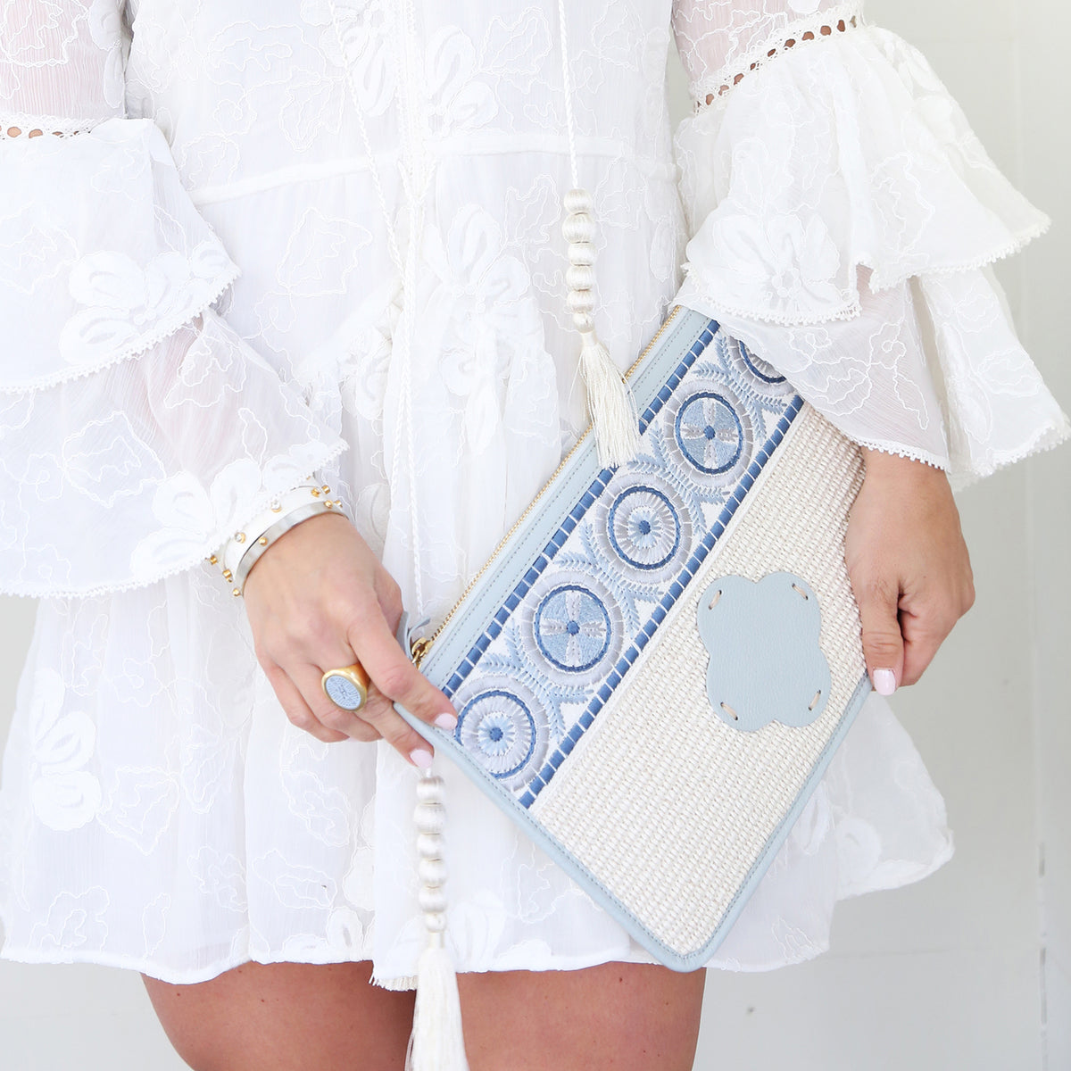 Palm Beach Clutch