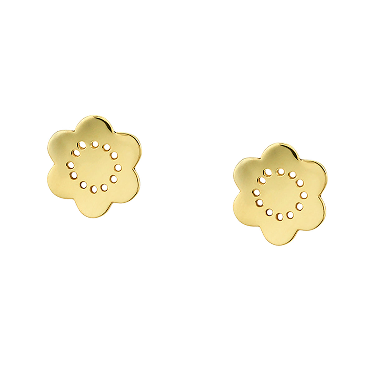 Gold Amelie Open Stud