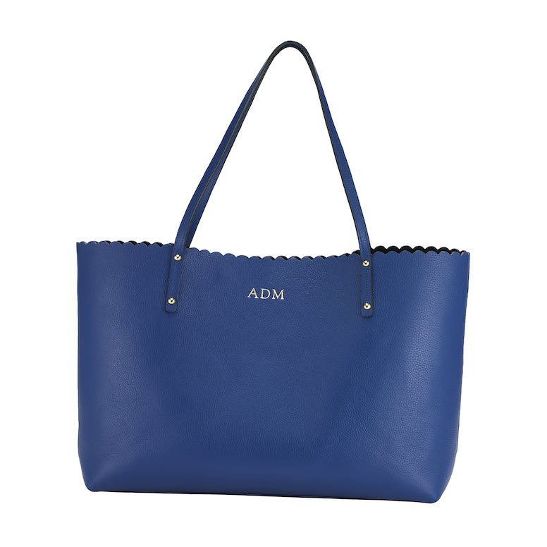 Waverly Tote Blue