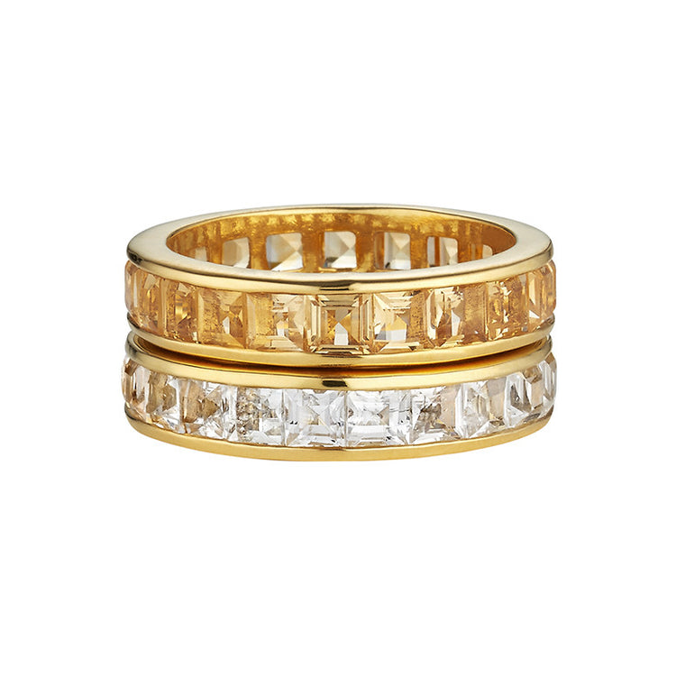 Byzantine Stacking Ring-WT