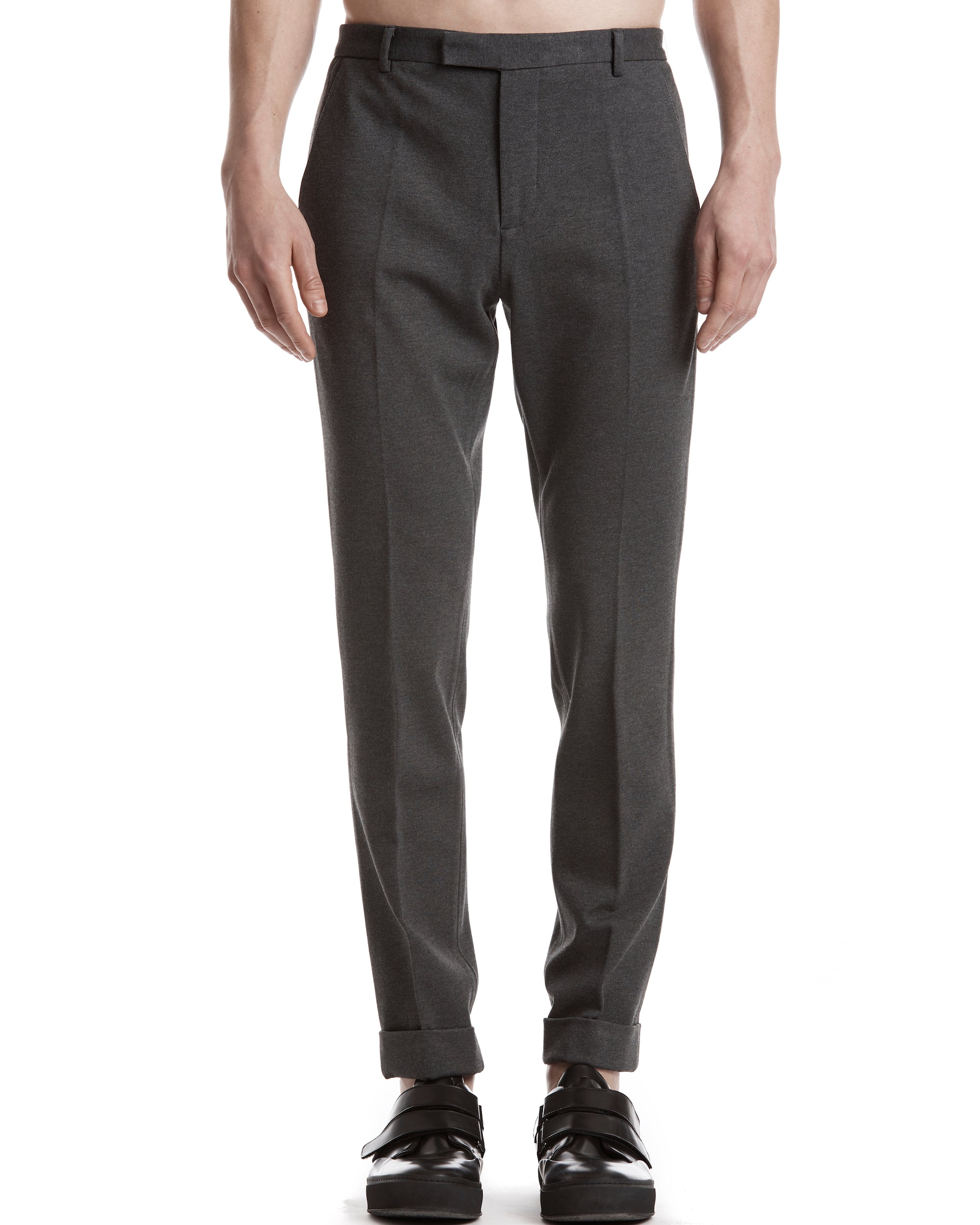 ATM Cuffed Ponte Classic Pants