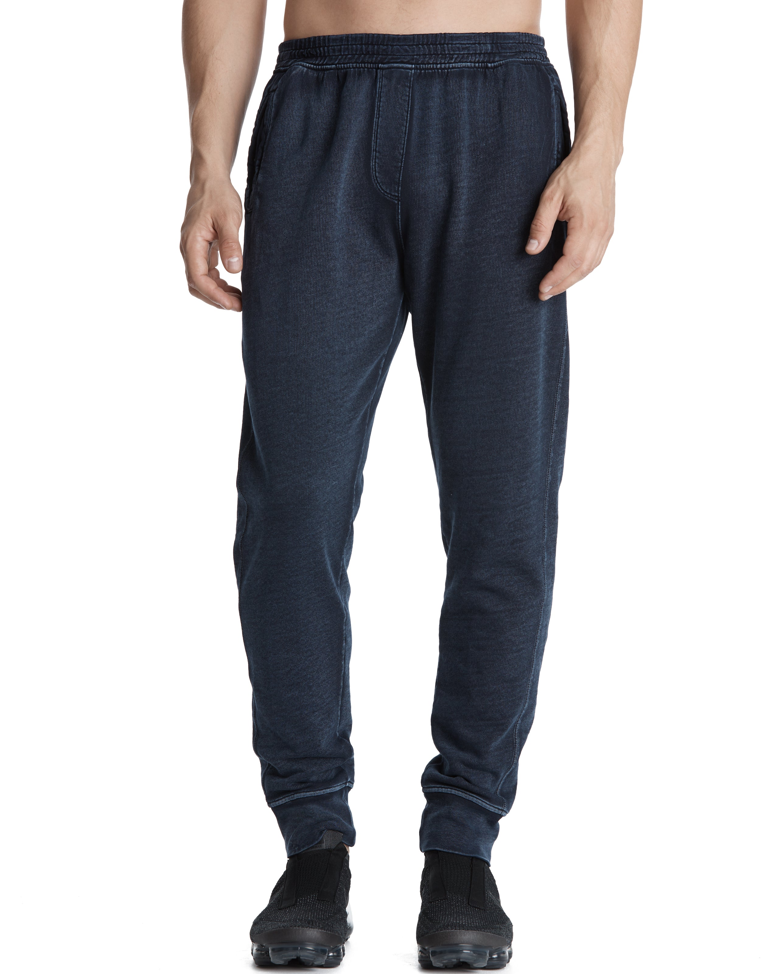 ATM Indigo Wash French Terry Sweatpants
