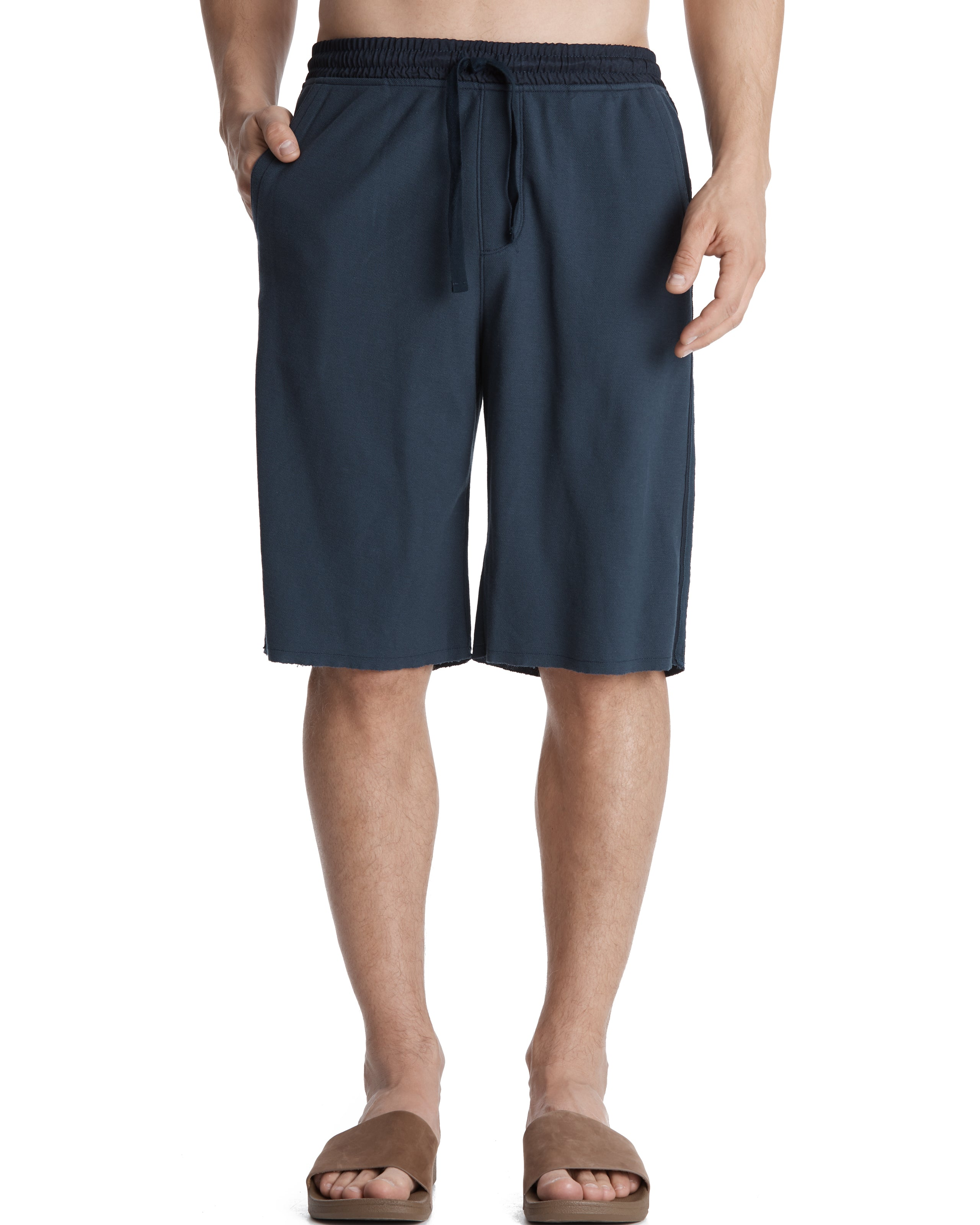 ATM Pique Pull-On Shorts