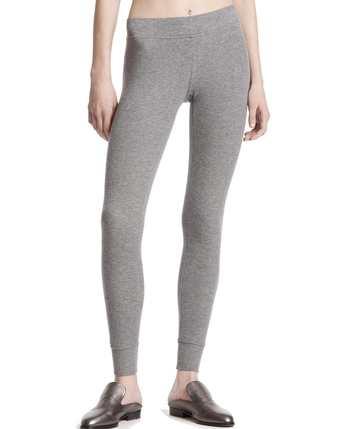 ATM Full Length Yoga Rib Legging