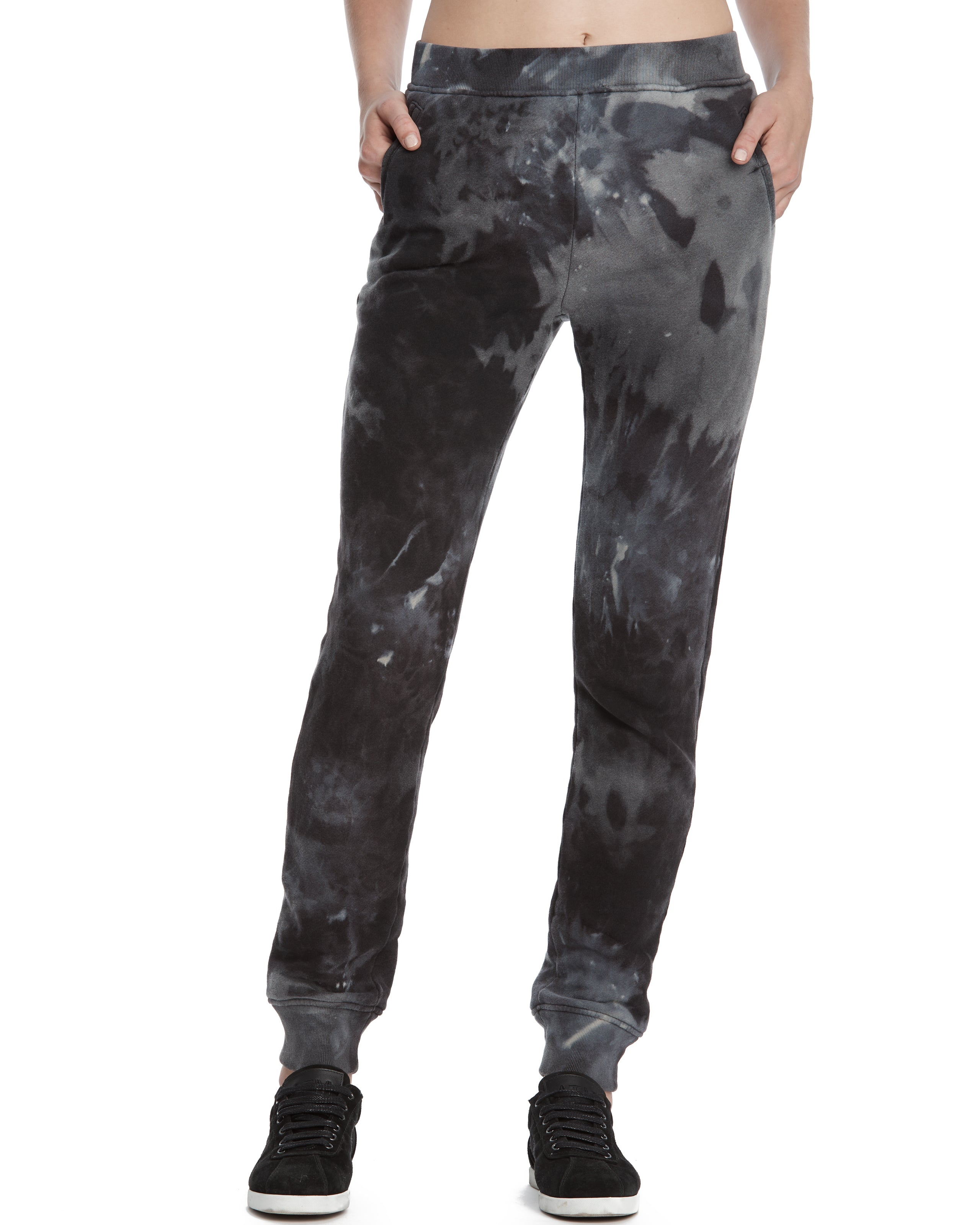 ATM Tie Dye Slim Sweat Pant