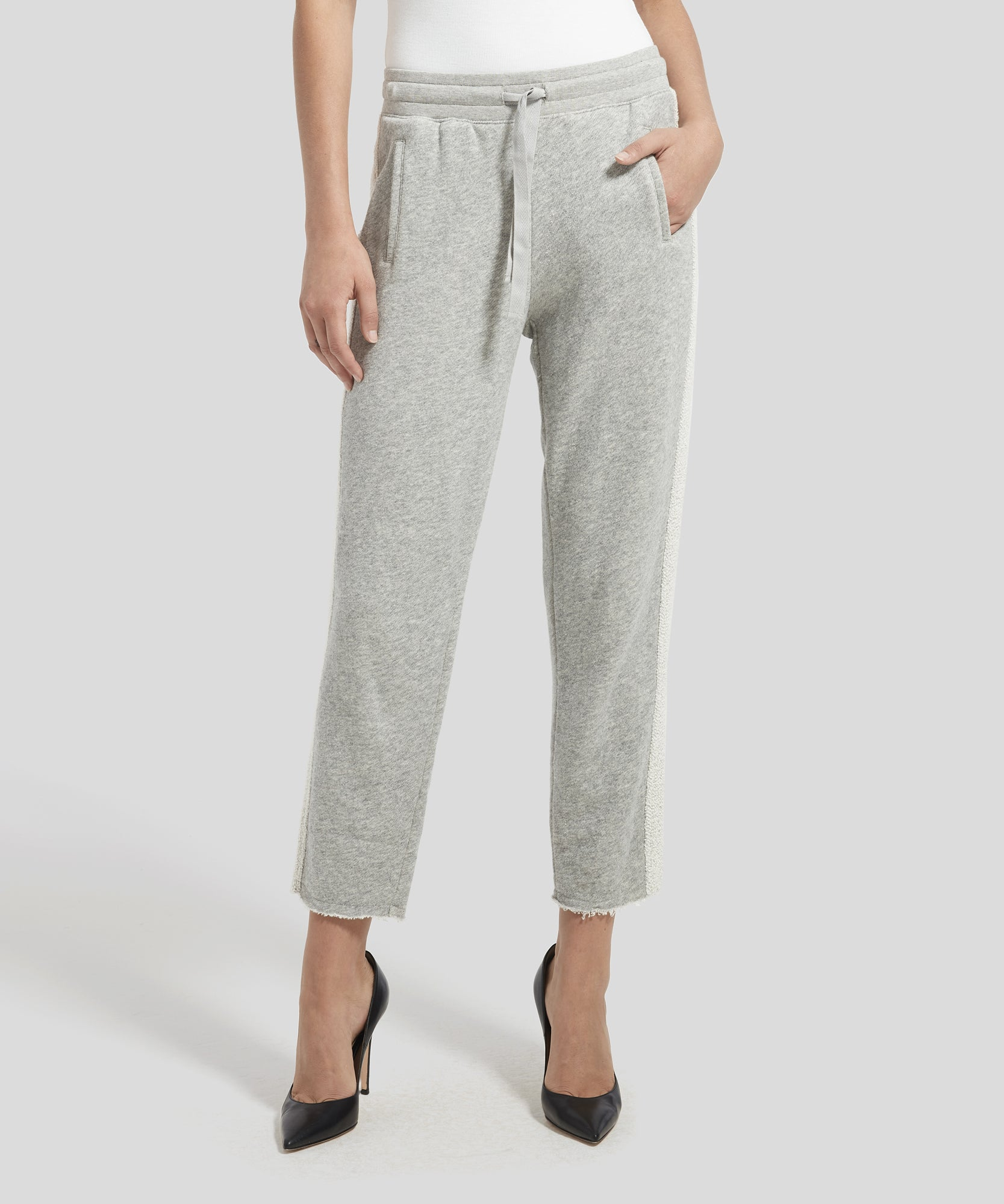 ATM French Terry Pull-On Pants