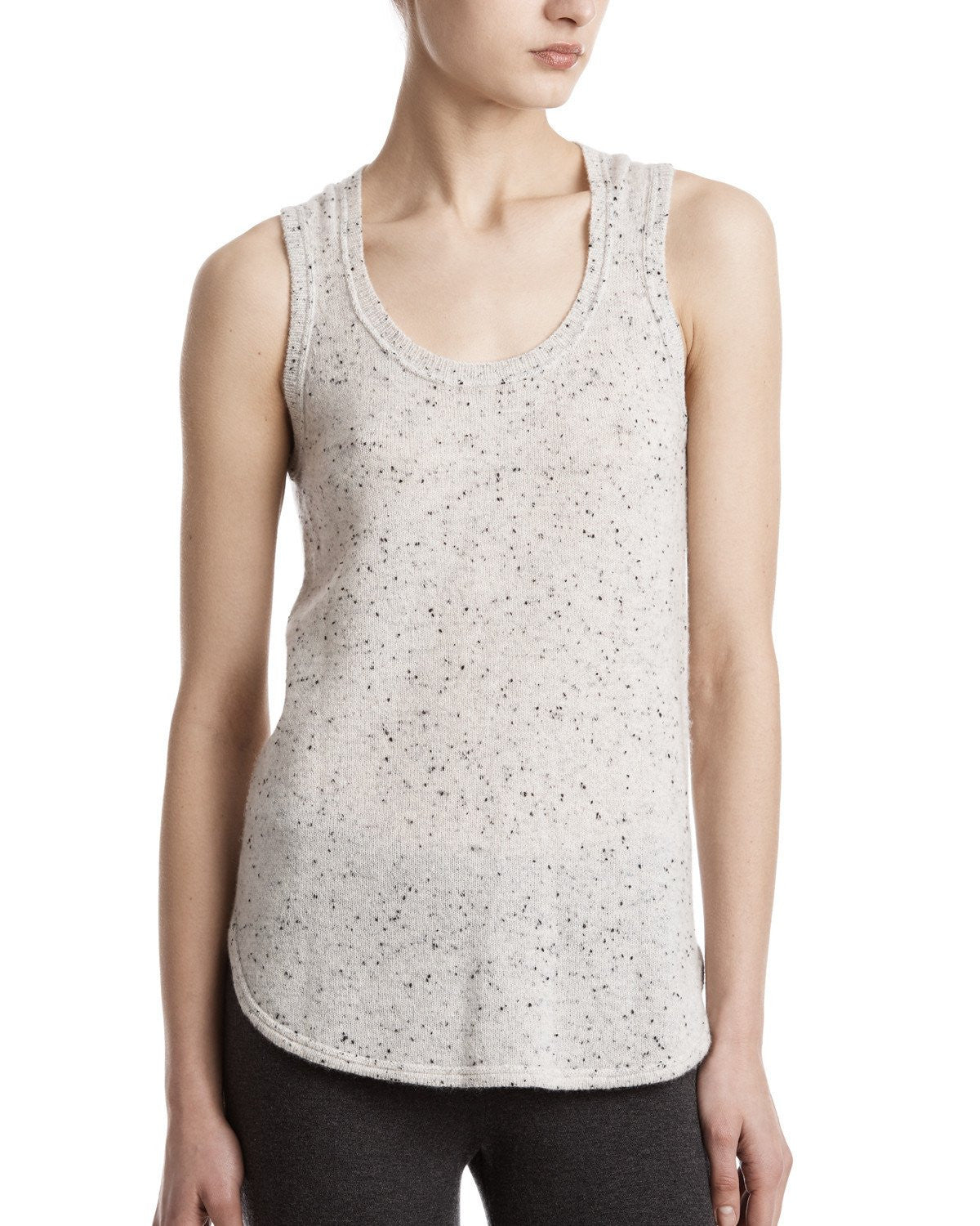 ATM Donegal Cashmere Tank