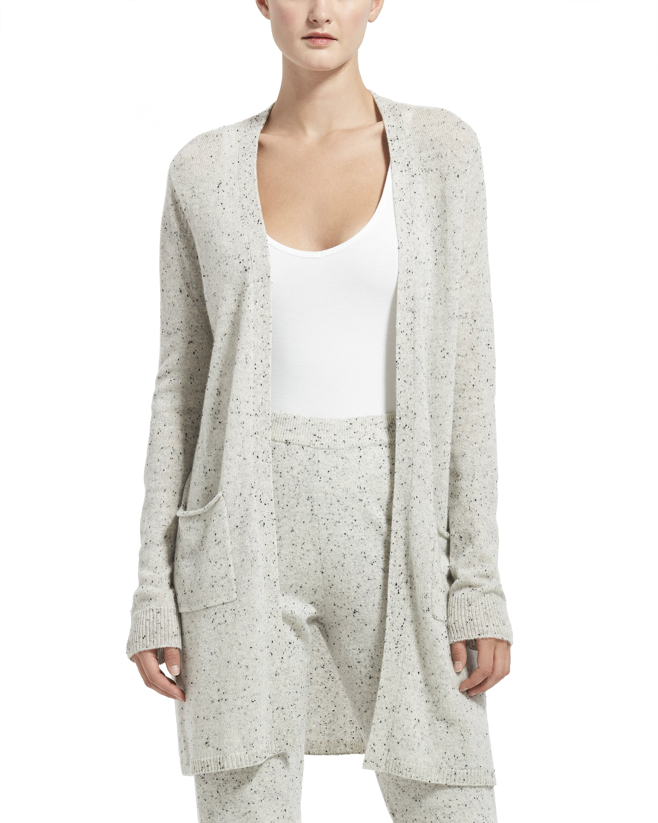 ATM Frost Donegal Cashmere Cardigan