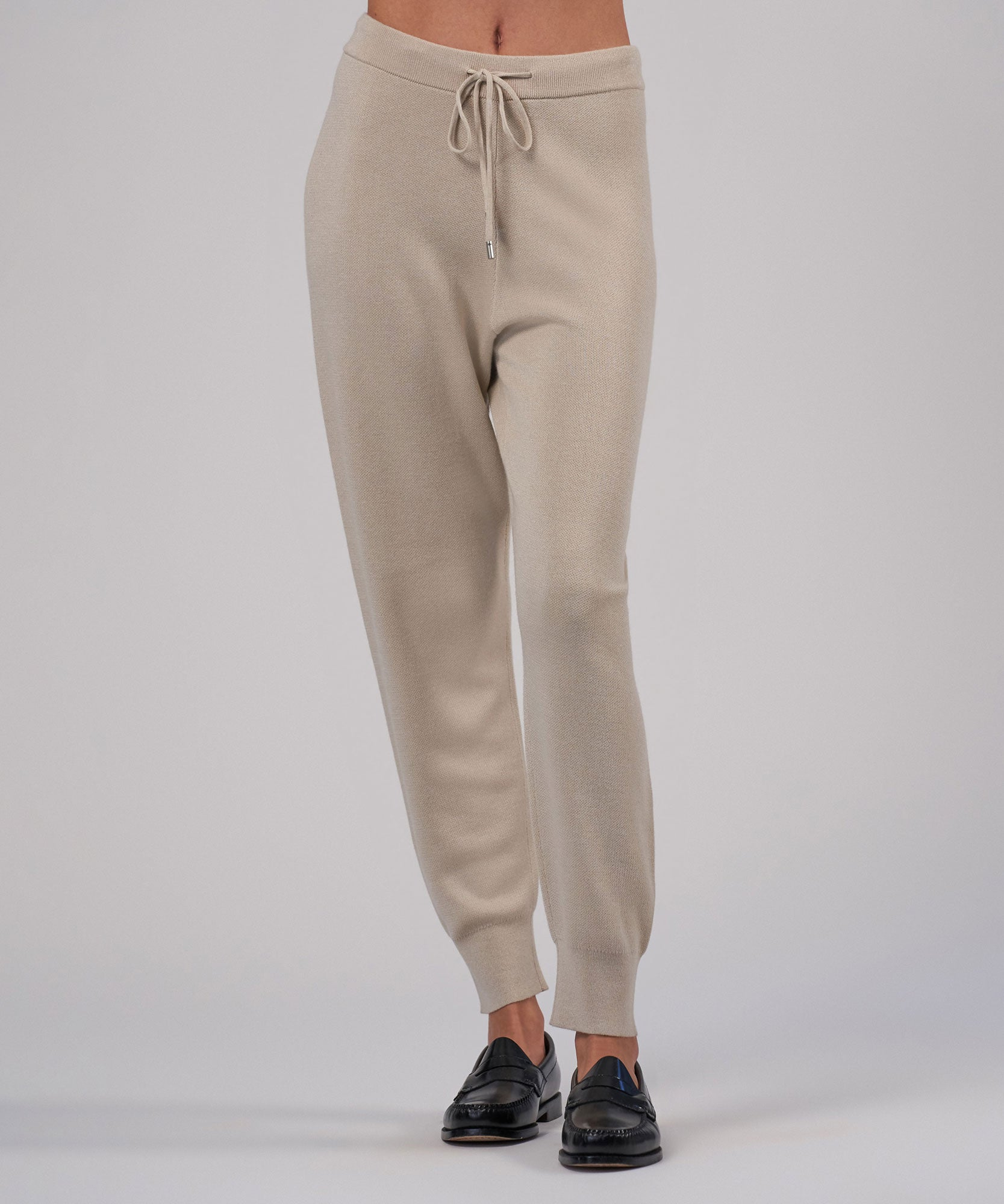 Canvas Cashmere Silk Pull-On Pant - Women's Pants by ATM Anthony Thomas Melillo