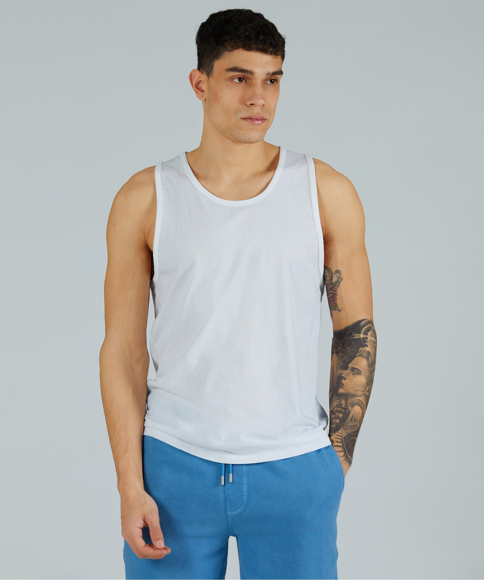 Men's Tank by ATM Anthony Thomas Melillo