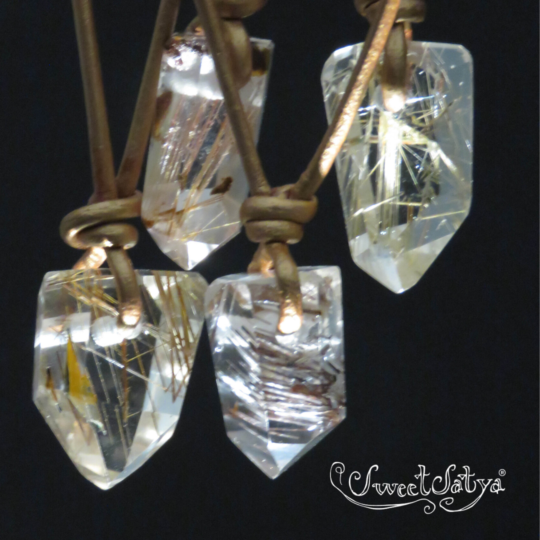 Rutilated Quartz - SweetSatya