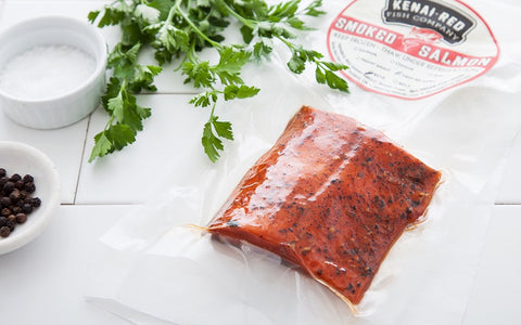Kenai Red Fish Company Smoked Salmon