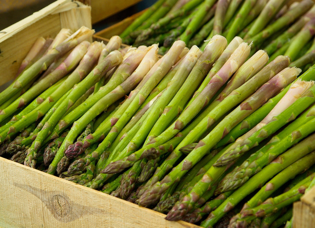 Uncle Dan's Dilled Asparagus