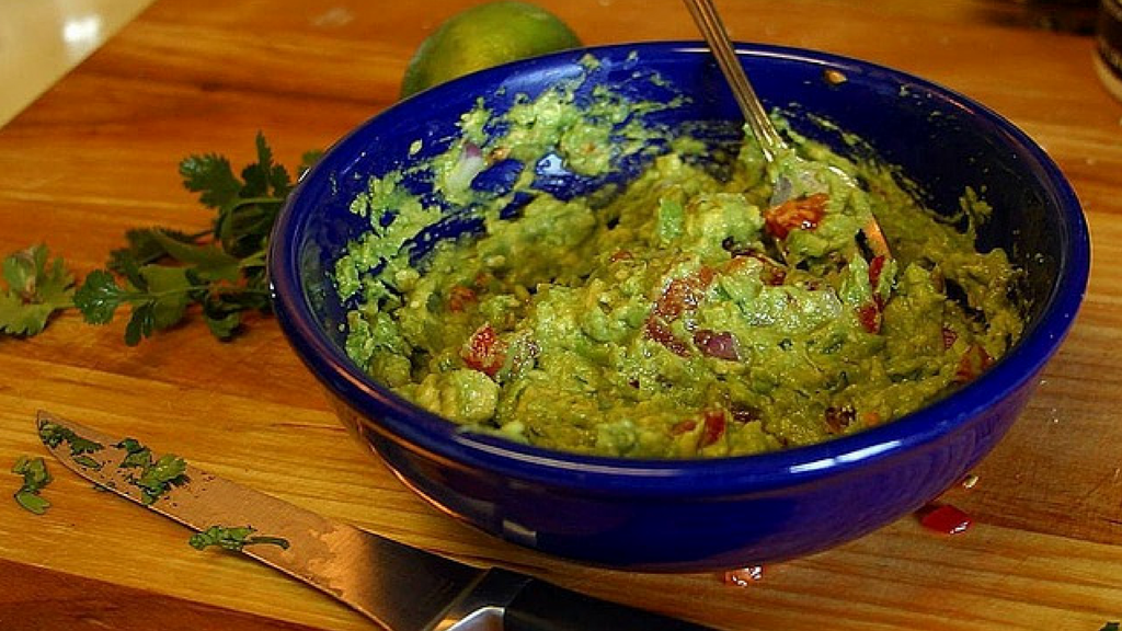 Uncle Dan's Guacamole Recipe