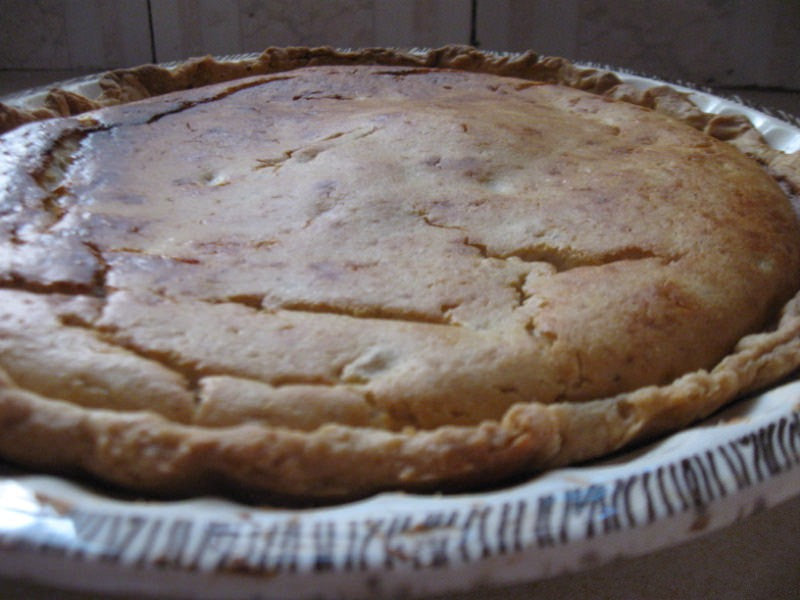 Potato Pie Recipe