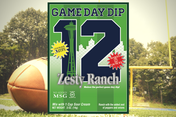 Uncle Dan's Game Day Dip Release