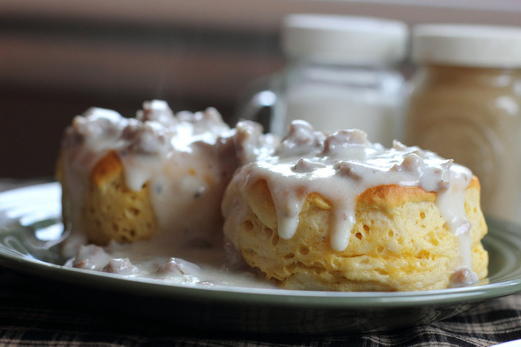 Uncle Dan's Biscuits and Southern Style Gravy