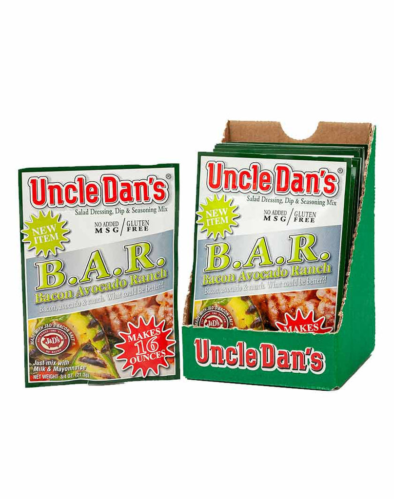 Products Uncle Dan's Italian Dressing Mix for Salads and Seasoning