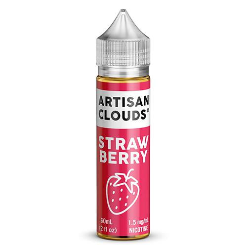 Artisan Clouds eJuice - Strawberry