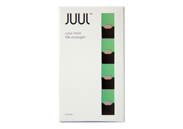 Juul Cool Mint Pods 4 pack