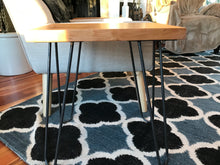 Cherry Side Tables. - worngrainworks
