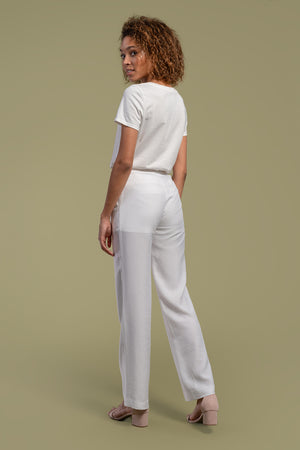 AGA | Kira Straight Leg Flow Pants