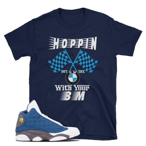 Jordan 13 Shirts, Flint 13 Tees t-shirts match Retro 13 Flint sneakers