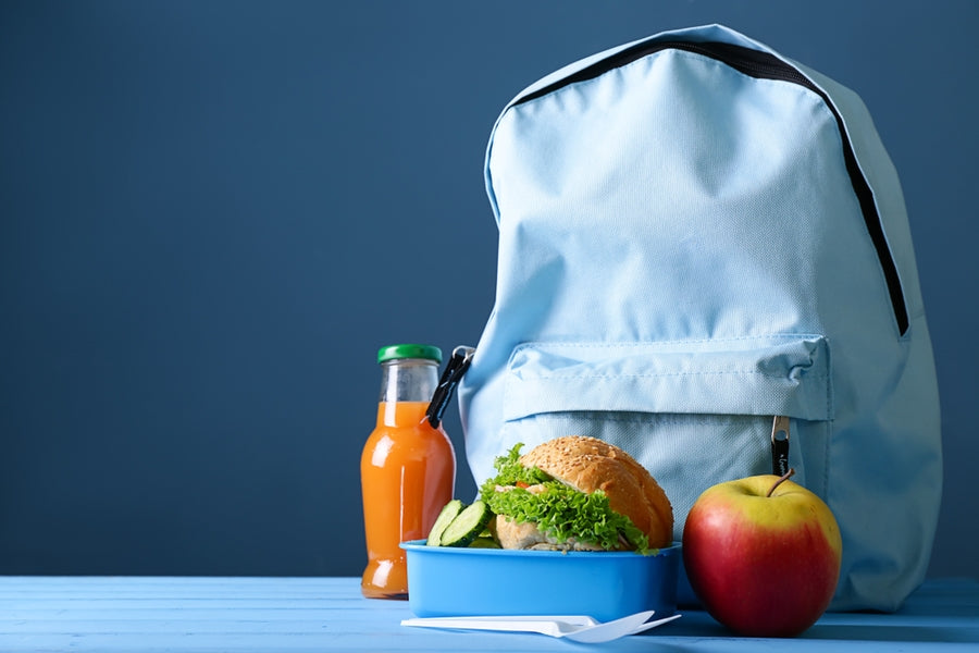 Back to School:  Limiting Single-Use Plastic in The Lunchbox