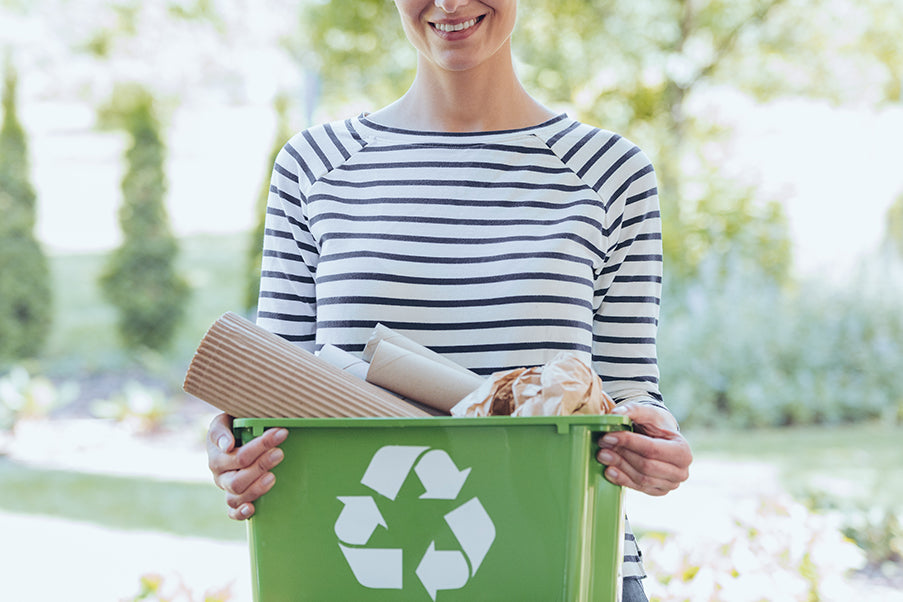 Feeling Inspired to 'Spark Joy'? Start By Going Green With Your Tidying Up!