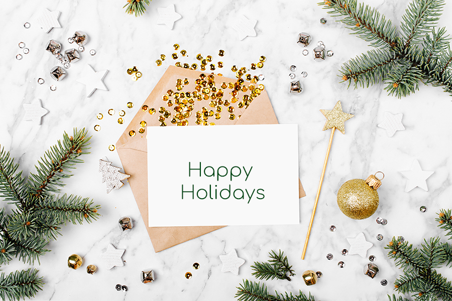 Make Your Holiday Cards Environmentally Friendly!