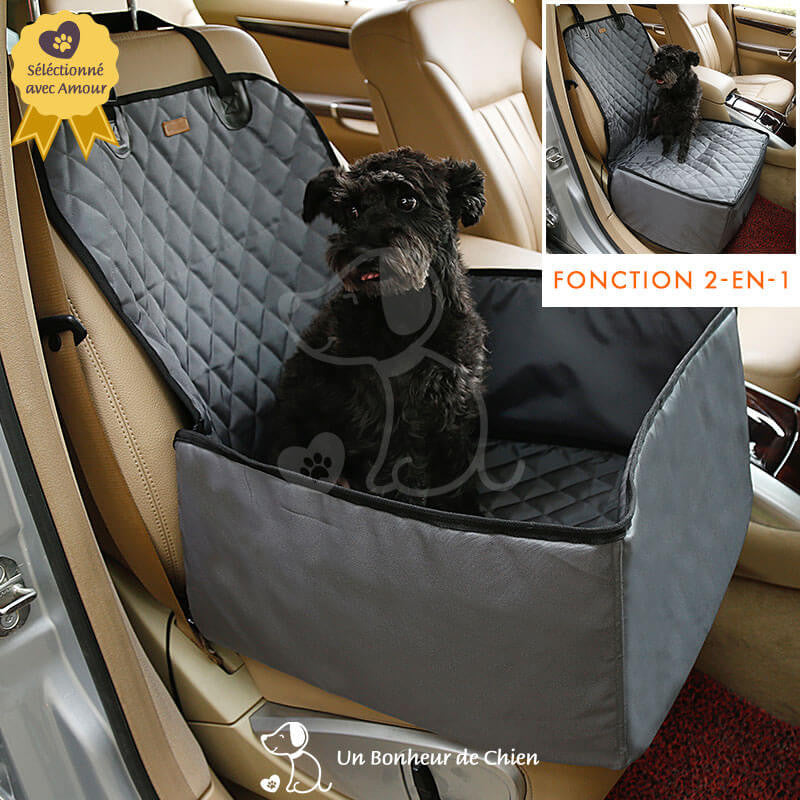Housse protection siege voiture chien for Housse siege voiture