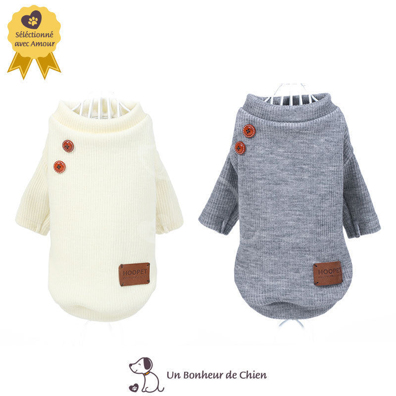 Pull Chaud pour petits Chiens, Chihuahua, Yorkshire, Teckel , Bichon, Pinscher...