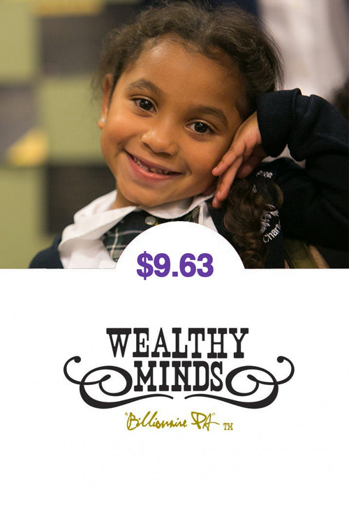 Sponsor A Child's Dream - $9.63 (Sponsors 1 Child Per Month)