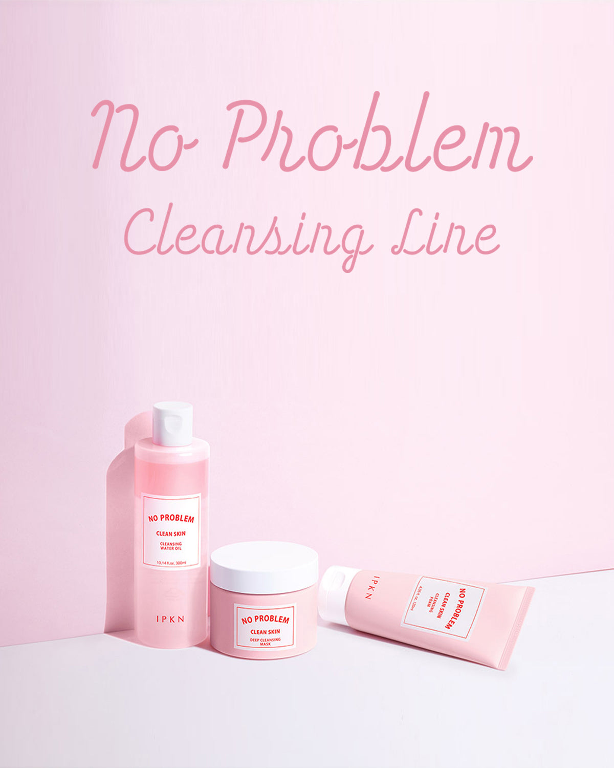 No Problem Special Cleansing Set