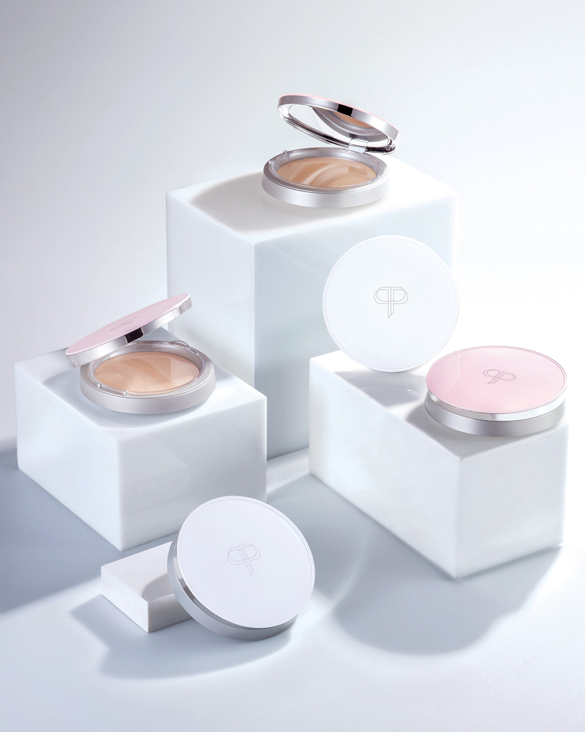 Oil-Control Pressed Powder Pact  This lightweight pressed powder pact helps blot excess oil, blurs away imperfection, and refines the appearance of the skin. Enriched with micro-fine pigments to leave your complexion looking flawless and matte all day long.