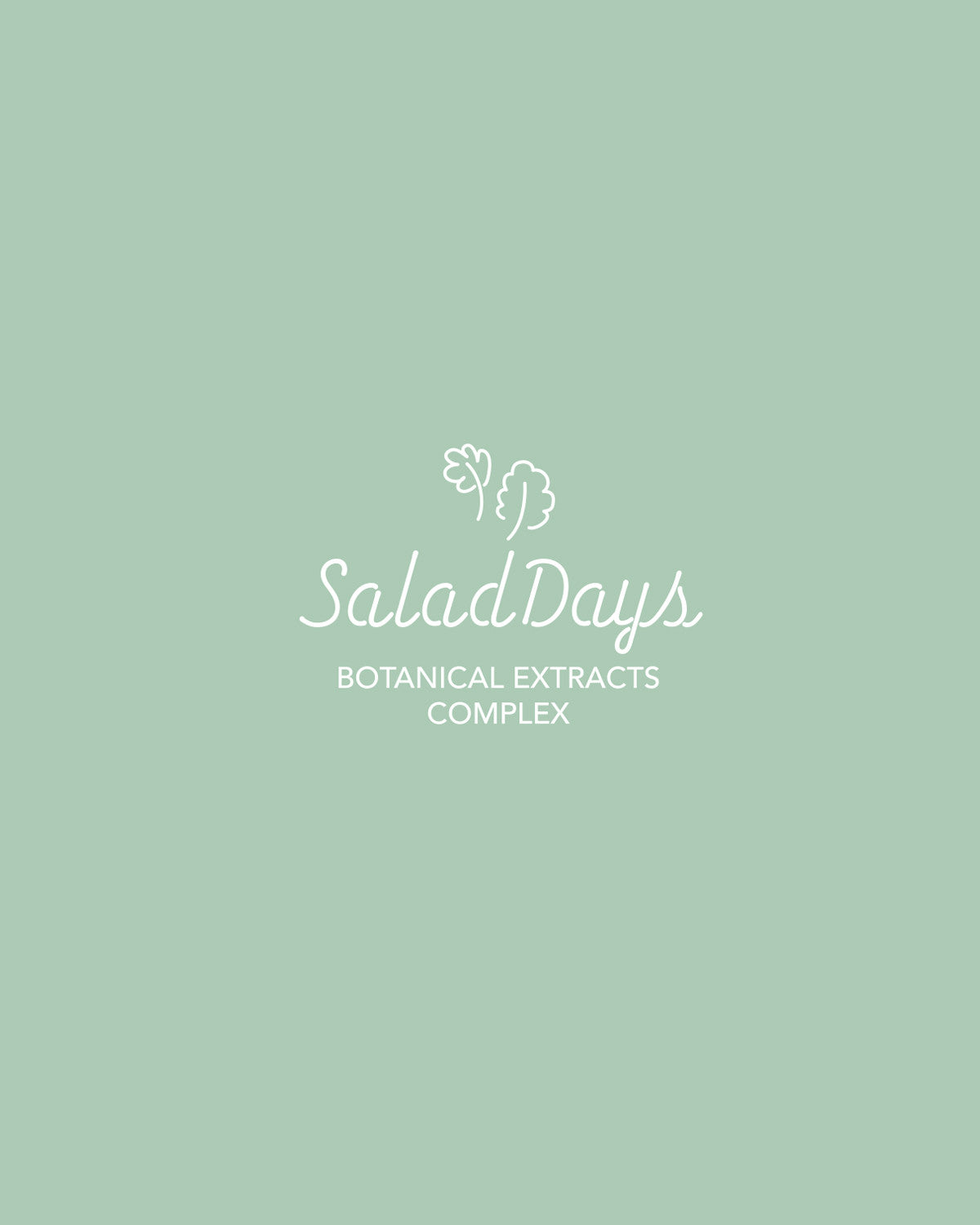 Salad Days!  A No Rinse cleansing water than can be used as a toner to create a clean surface for makeup in the morning and also can be used as a cleansing water to remove makeup, oil, and impurities at night. Botanical extracts such as Eucalytus Leaf Extract, Tea Tree Leaf Extract, and Origanum Majorana Leaf Extract soothe and moisturize skin while cleansing skin gently and perfectly!