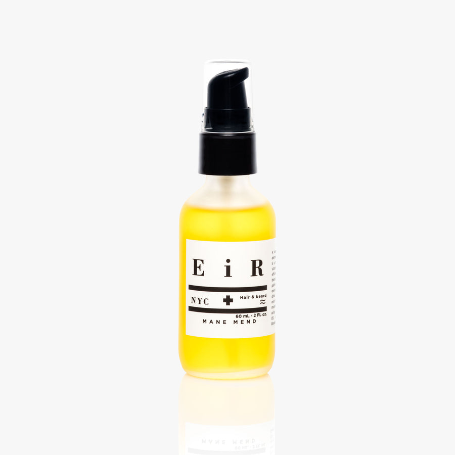 Mane Mend Hair + Beard Oil - Hair and Beard Oil - Eir NYC Natural Skincare