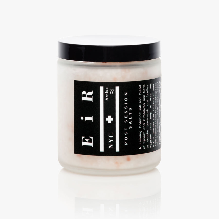 Post Session Salts - Bath Salts - Eir NYC Natural Skincare