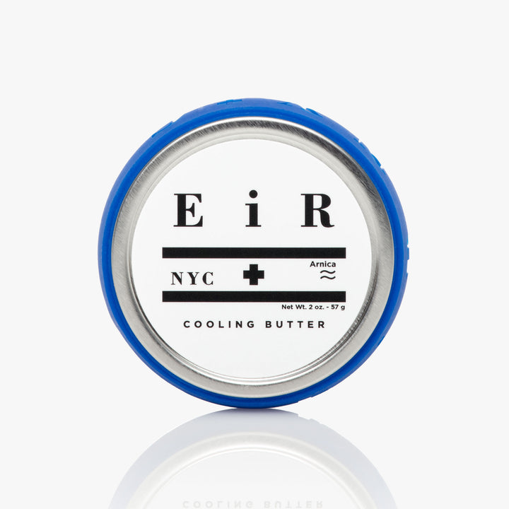 Cooling Butter + Arnica - Body Balm - Eir NYC Natural Skincare