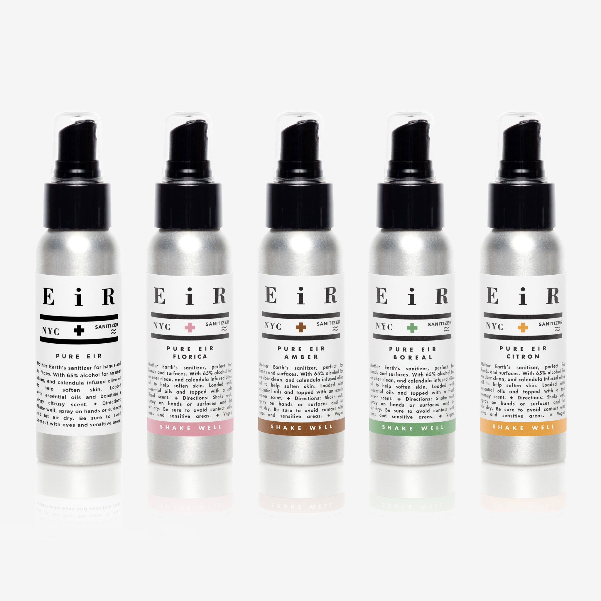 Pure Eir Collection