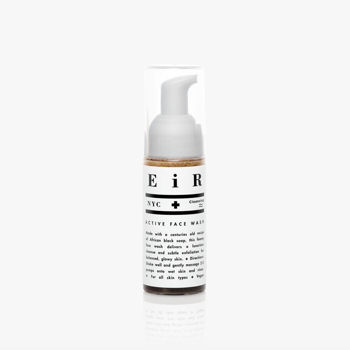 Active Face Wash - Face Wash - Eir NYC Natural Skincare